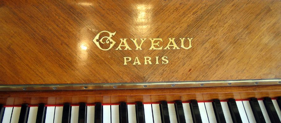 Gaveau piano price list and models